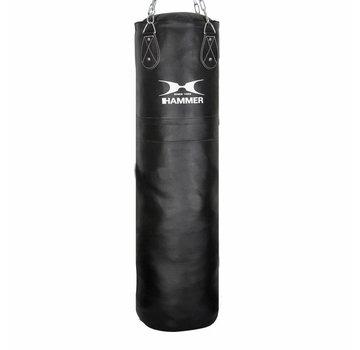 Hammer Boxing Hammer Bokszak Premium, Leder, 120x35 cm