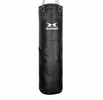 Hammer Boxing Hammer Boxing Bag Premium - Leather - 150x35 cm