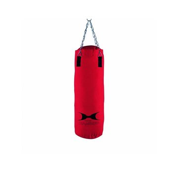 Hammer Boxing Hammer Bokszak Canvas, Rood, 80x30 cm