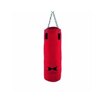 Hammer Boxing Hammer Bokszak Canvas, Rood, 120x30 cm