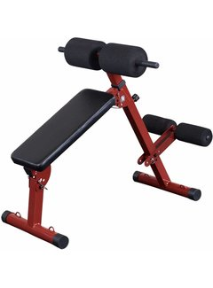 Best Fitness Rugtrainer - Hyperextension & Abtrainer BFHYP10