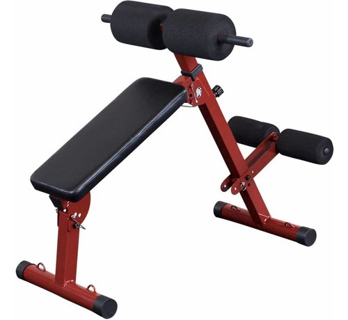 Best Fitness Rugtrainer - Best Fitness Hyperextension & Abtrainer BFHYP10