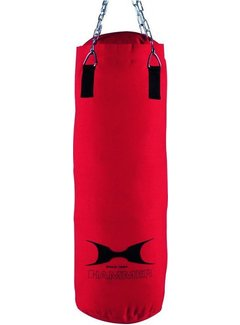 Hammer Boxing Bokszak Fit, Rood, 80x30 cm