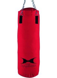 Hammer Boxing Bokszak Fit, Rood, 60x30 cm
