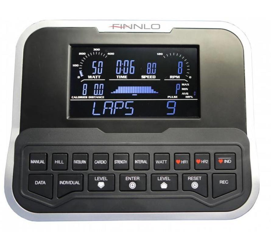 Finnlo VARON XTR II BT Ergometer - met Bluetooth