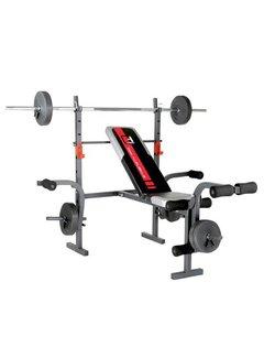 Hammer Fitness BERMUDA (incl. 25 kg. Gewichtenset)