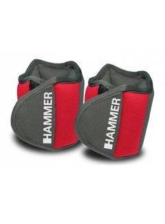 Hammer Fitness Hammer GEWICHTSMANCHET 2 X 0.5KG