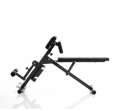 Finnlo by Hammer AB & BACK TRAINER - hyperextension - ab bench - preacher curl bench