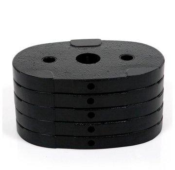 Inspire Inspire Extra gewichten voor M1, M2 - 22,5 kg