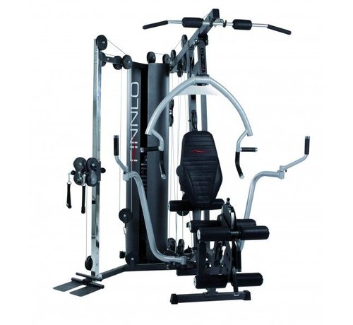 Finnlo by Hammer Finnlo AUTARK 6000 Homegym met Cable Tower