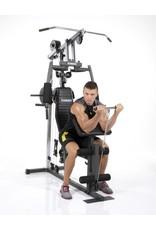 Hammer Fitness Hammer CALIFORNIA XP gym - incl. 60 kg gewichten