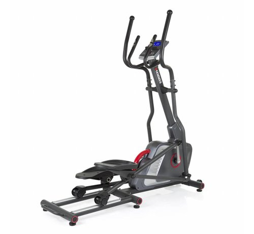 Hammer Fitness Hammer Speed-Motion BT Crosstrainer - Ergometer - met iConsole