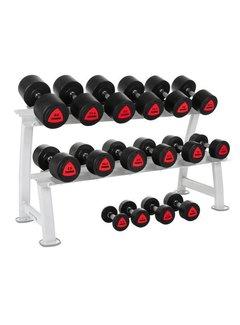 Hammer Fitness Hammer - PU Dumbbell - PRO - per paar