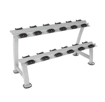 Hammer Fitness Hammer - Dumbbell Rek voor PU Dumbbells - 6 paar