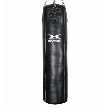 Hammer Boxing Hammer Bokszak Professional Leder Zwart