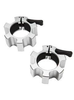 Hammer Fitness Olympische Lock Jaw Collars - Aluminium