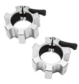 Hammer Fitness Hammer - Olympische Lock Jaw Collars - Aluminium