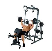 Hammer Fitness Hammer SOLID XP + 76 Kg.