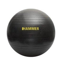 Hammer Fitness Hammer Fitness - Fitnessbal - Ø 75 cm - Zwart