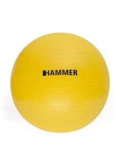 Hammer Fitness Hammer Fitness - Fitnessbal - Ø 55 cm - Geel