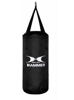 Hammer Boxing Bokszak Fit Junior, Zwart, 50 x 25cm