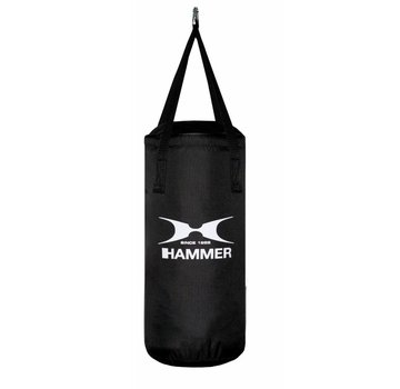 Hammer Boxing Hammer Bokszak Fit Junior, Zwart, 50 x 25cm