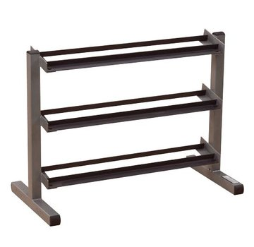 Body-Solid Body-Solid 3 Tier Pro Dumbbell Rack GDR363