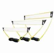 Hammer Fitness Hammer 3-in-1 set voor volleybal, badminton en tennis