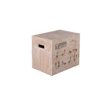 Body-Solid Body-Solid 3-In-1 Houten Plyobox BSTWPBOX