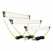 Hammer Fitness Hammer 3-in-1 set PRO voor volleybal, badminton en tennis