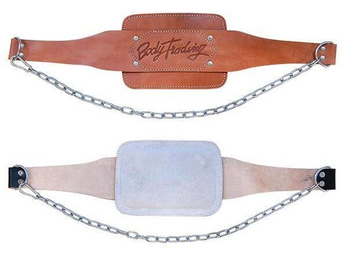 Body Trading Bodytrading - Leather Dipping Belt