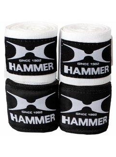 Hammer Boxing Bandages - per Paar
