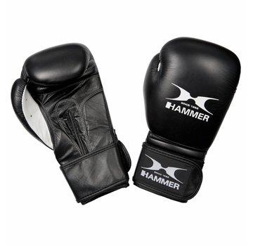 Hammer Boxing Hammer Boxing Bokshandschoenen PREMIUM FIGHT  - Leer - Zwart