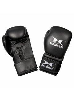 Hammer Boxing Bokshandschoenen PREMIUM TRAINING - PU - Zwart