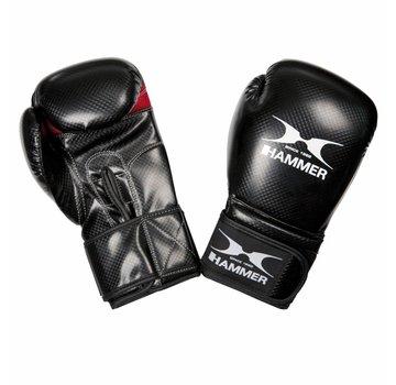 Hammer Boxing Hammer Boxing Bokshandschoenen X-SHOCK - PU - Zwart/Rood