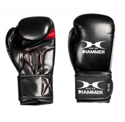 Hammer Boxing Hammer Boxing Bokshandschoenen X-Shock Lady - PU - Zwart/Rood