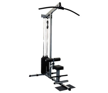 Body-Solid Body-Solid PRO-LAT MACHINE GLM84 met 95 kg gewichtenstapel
