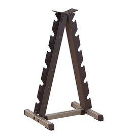 Body-Solid Body-Solid Vertical Dumbbell Rack voor 6 paar dumbbells