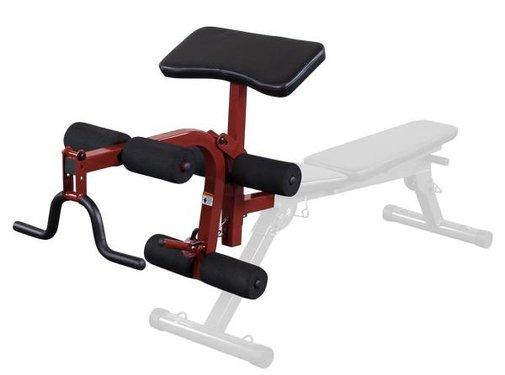 Best Fitness Best Fitness optie leg curl & preacher curl BFPL10 voor BFFID10