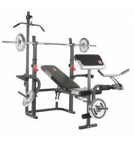 Hammer Fitness Hammer BERMUDA XT Pro (incl. lat pulldown + curlpult)