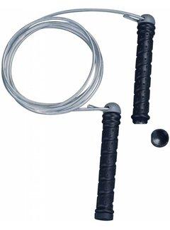 Hammer Boxing Verstelbare springtouw PRO, PVC/staal, verstelbaar tot 3,00 meter