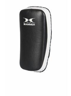 Hammer Boxing Stootkussen Gebogen -  Leder - per twee