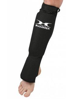 Hammer Boxing Hammer Boxing SCHEENBESCHERMERS TECH - Zwart