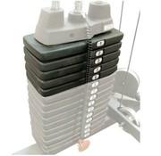 Body-Solid Body-Solid 22,5KG Extra gewicht voor Body-Solid krachtstations