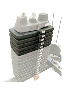 Body-Solid 22,5KG Extra gewicht voor krachtstations