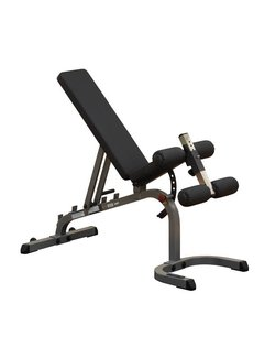 Body-Solid Body-Solid Flat Incline Decline Bank GFID31