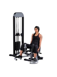 Body-Solid INNER/OUTER THIGH met 95 kg gewichtstapel