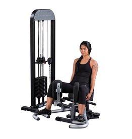 Body-Solid Body-Solid INNER/OUTER THIGH met 95 kg gewichtstapel