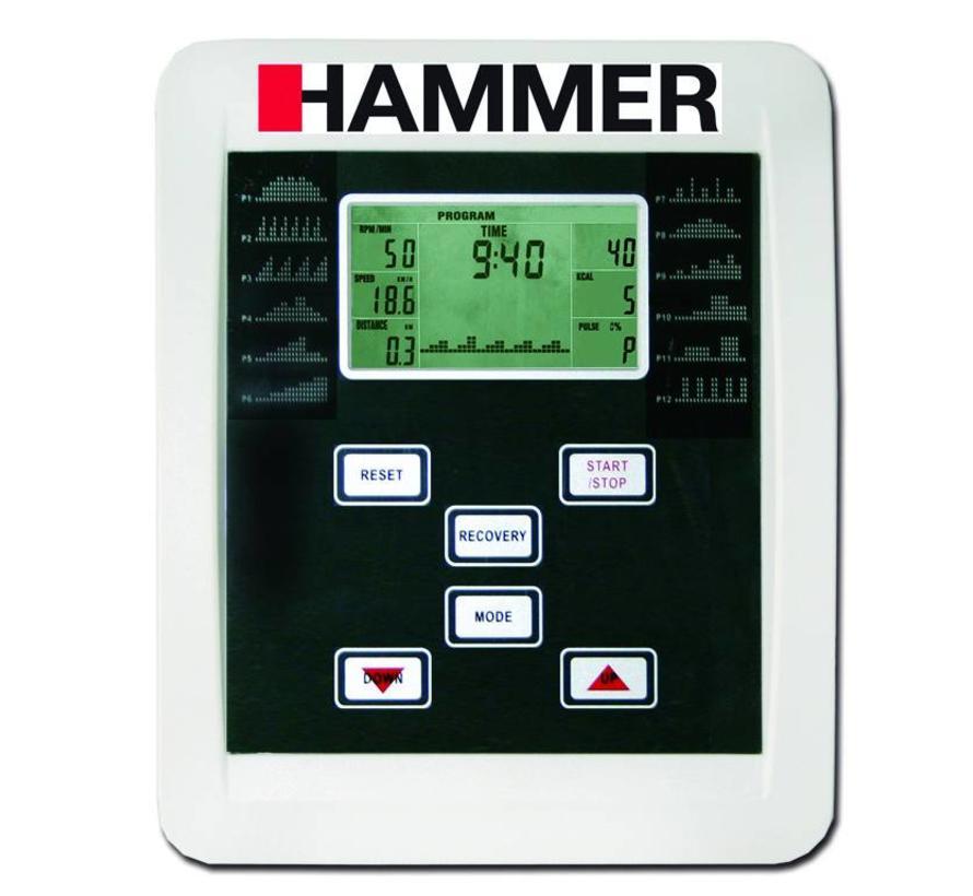 Hammer CARDIO T1 Hometrainer (Programma's)