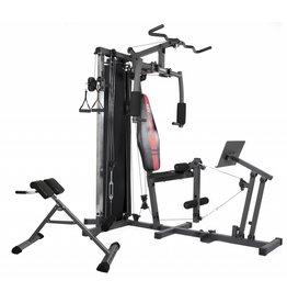 Hammer Fitness Hammer Ferrum TX4 Krachtstation (combinatie TX3 met Tricon Rugtrainer)
